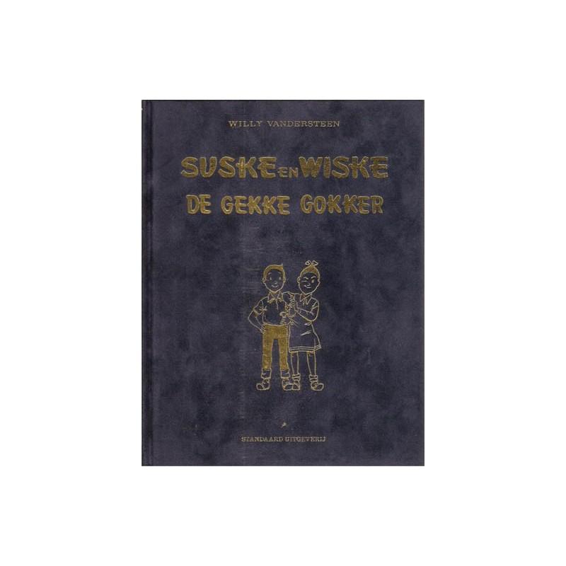 Suske & Wiske Luxe HC De gekke gokker (naar Willy Vandersteen) 1e druk 1992