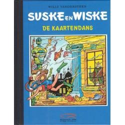 Suske & Wiske set Kaartendans Luxe en SC 1e drukken 2000 Bridge Olympiad Maastericht 1e druk 2000