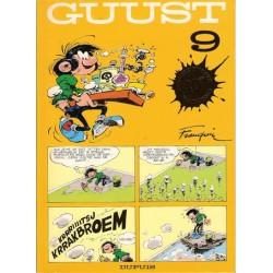 Guust Flater II 09 40ste verjaardag speciale uitgave met vignet 1997
