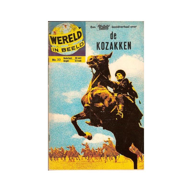 Wereld in Beeld 33 De Kozakken 1e druk 1962