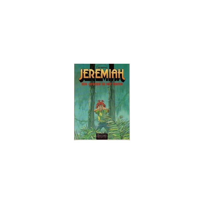 Jeremiah 22: Een geweer in het water