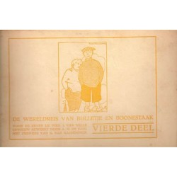 Wereldreis van Bulletje en Boonestaak 04 herdruk 1930