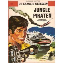 Familie Kleester Jungle Piraten Jong Europa 57 1e druk 1968