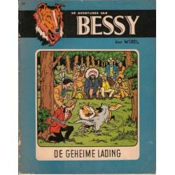 Bessy 024% De geheime lading herdruk