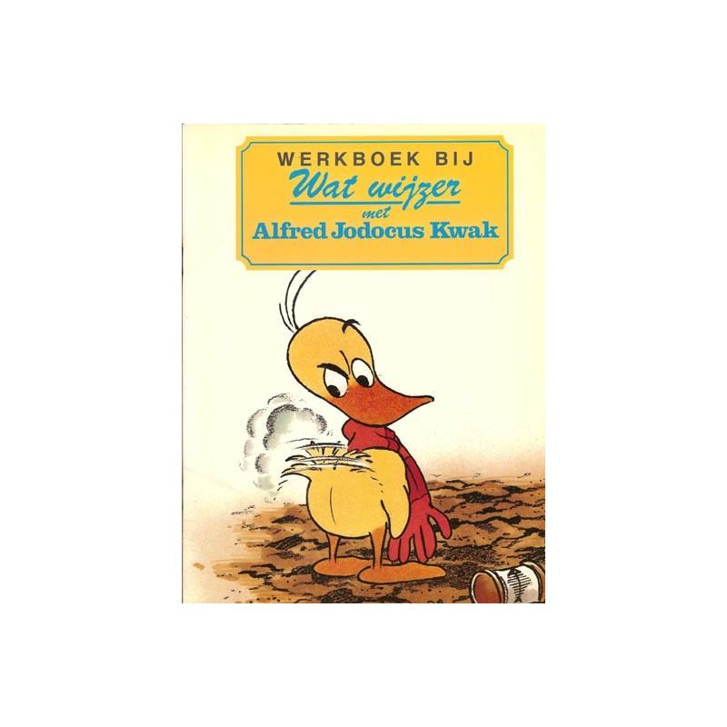 Alfred Jodocus Kwak Werkboek bij Wat wijzer 1e druk 1988