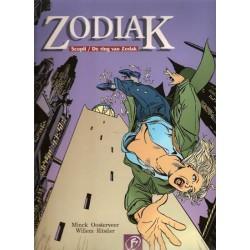 Zodiak 02 Scopii / De ring van Zodiak 1e druk 2000
