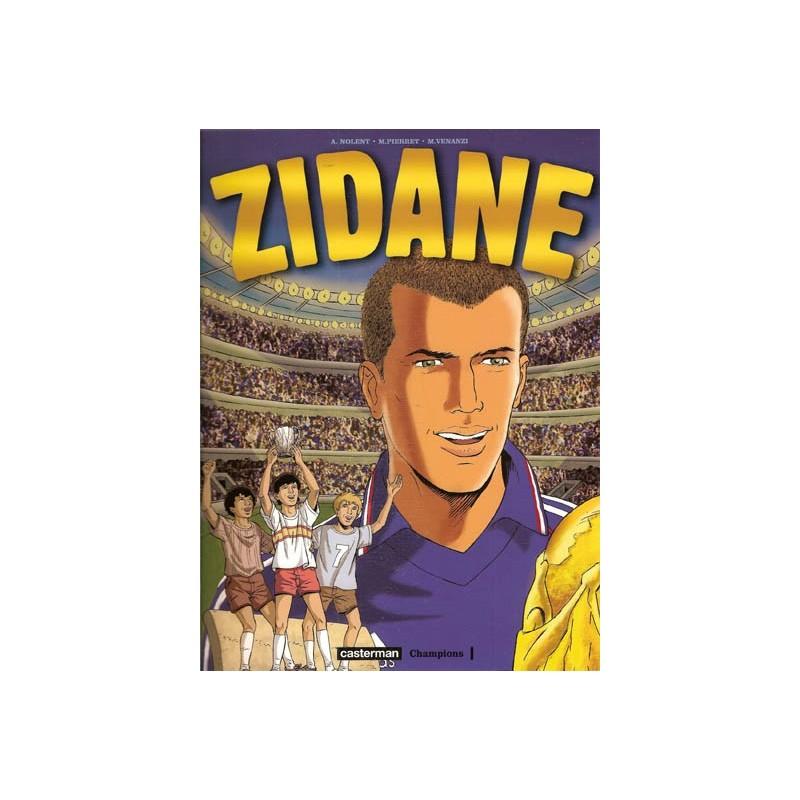 Zidane 1e druk 2005