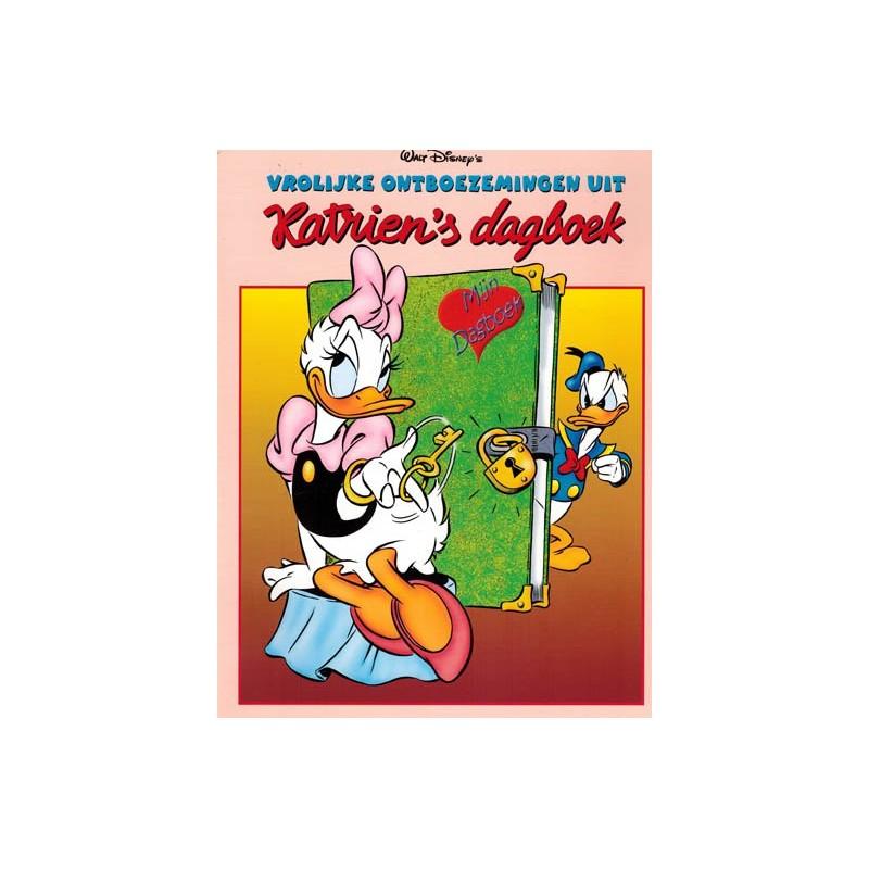 Donald Duck 50-reeks 02 Vrolijke ontboezemingen uit Katrien's dagboek herdruk