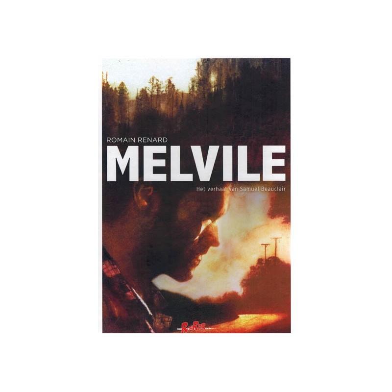 Melvile HC Het verhaal van Samuel Beauclair