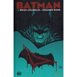 Batman  NL HC Door Azzarello & Risso