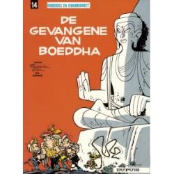 Robbedoes 14 De gevangene van Boeddha herdruk