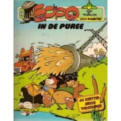 Eppo setje Deel 1 t/m 5 1e drukken 1978-1982
