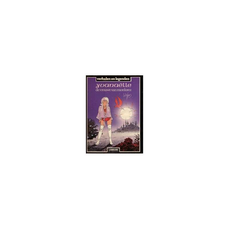 Yvanaelle HC Verhalen en legenden 23 1e druk 1988