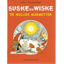 Suske & Wiske reclamealbum De mollige marmotten 1e druk 1995 (Milkyway)