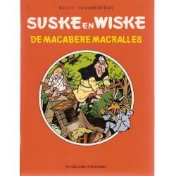 Suske & Wiske reclamealbum De macabere macralles 1e druk 1999 (Abert Heijn) [naar Willy Vandersteen]