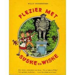 Suske & Wiske Plezier met Suske en Wiske 1 BE 1e druk 1981 (zonder prijsopdruk voorblad)