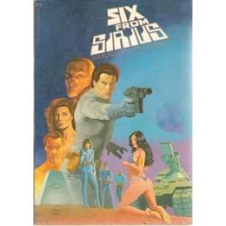 Six from Sirius tpb Phaedra first printing 1988