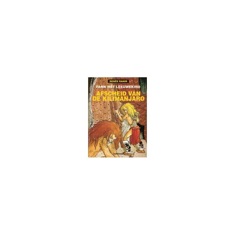 Fann het leeuwenkind set deel 1 t/m 3 1e drukken 1991-1994