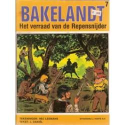 Bakelandt 07 Het verraad van de Repensijder 1e druk 1979
