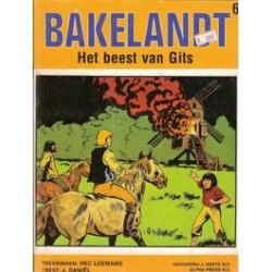 Bakelandt 06 Het beest van Gits 1e druk 1979