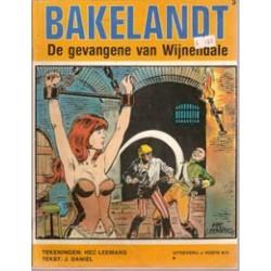Bakelandt 03% De gevangene van Wijnendale 1e druk 1979