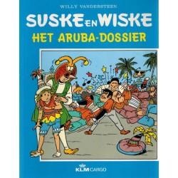 Suske & Wiske reclamealbum Het Aruba-dossier 1e druk 1994 (KLM) [naar Willy Vandersteen]