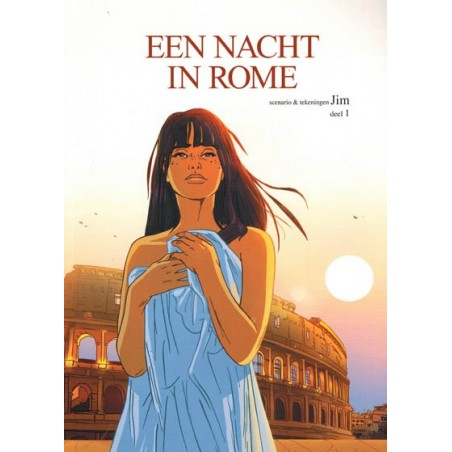 Nacht in Rome set deel 1 & 2