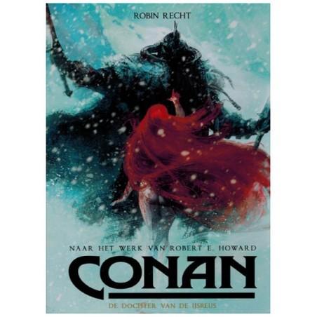 Conan   EU 04 HC De dochter van de ijsreus (naar Robert E. Howard)*