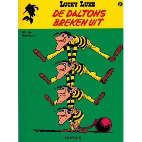 Lucky Luke    15 De Daltons breken uit