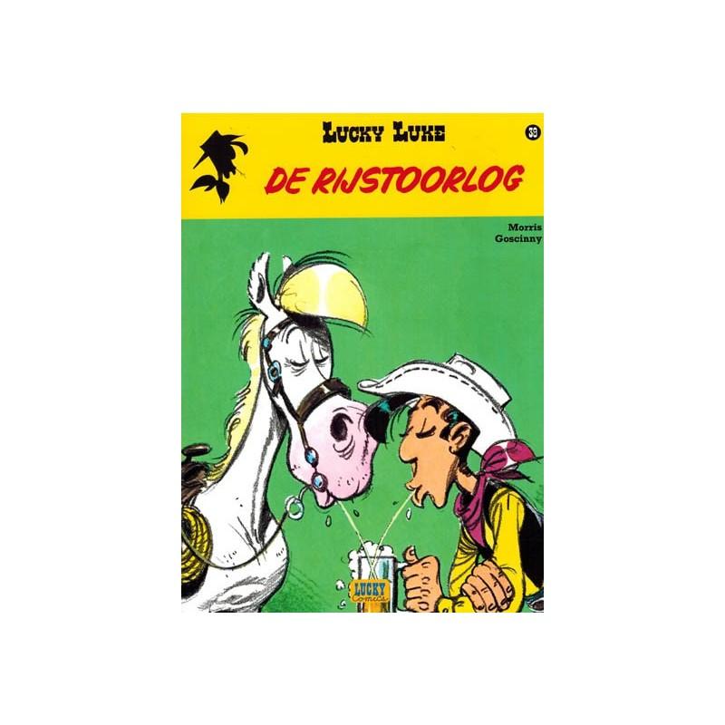 Lucky Luke    39 De rijstoorlog