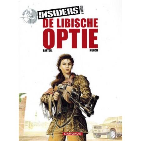 Insiders II 04 De Libische optie