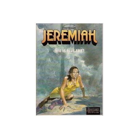 Jeremiah  23 Wie is Blue Fox