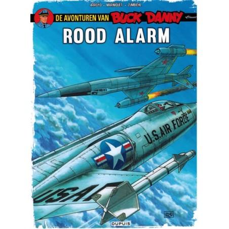Buck Danny   Classic 06 Rood alarm