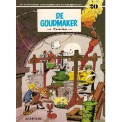 Robbedoes set 2e reeks De Fournier, Broca & Cauvin-albums herdrukken(deel 20 t/m 32 minus 24)