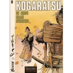 Kogaratsu set deel 0 t/m 6 HC 1e drukken 1988-1995
