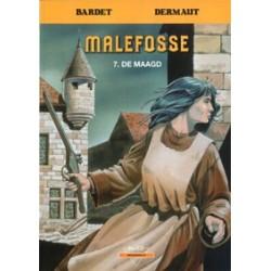 Malefosse set deel 1 t/m 7 HC 1e drukken 1988-1996