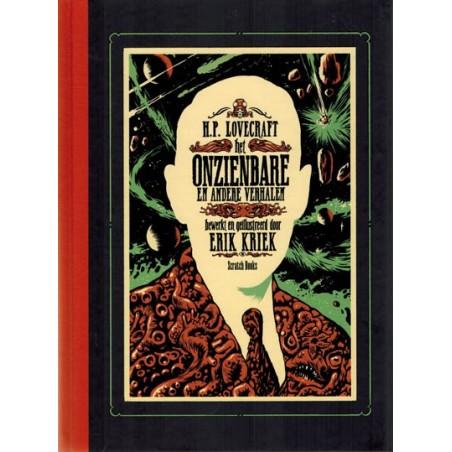 H.P. Lovecraft Het onzienbare en andere verhalen HC
