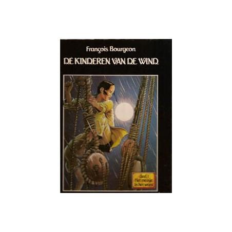 Kinderen van de Wind  set deel 1 t/m 5 HC herdrukken &  1e drukken