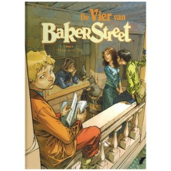 Vier van Bakerstreet HC 06 De man van de Yard