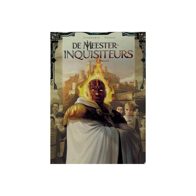 Meester inquisiteurs HC 07 Orleas