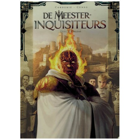 Meester inquisiteurs HC 07 Orleas