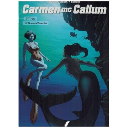 Carmen McCallum  11 Noumea-Tchamba