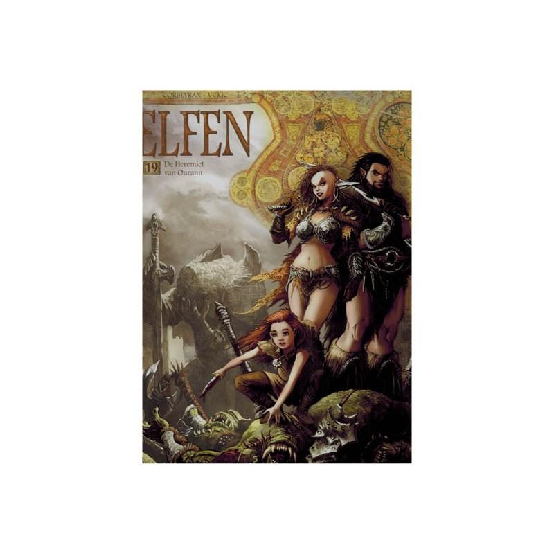 Elfen  HC 19 De heremiet van Ourann