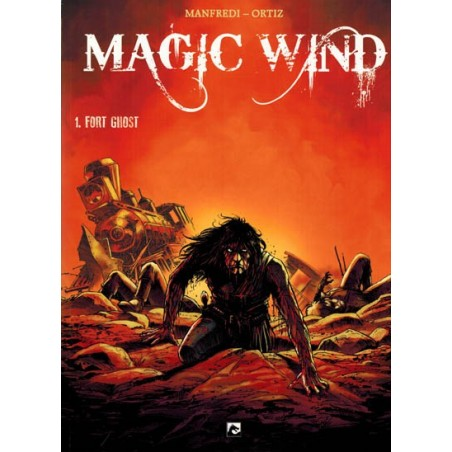 Magic wind set deel 1 & 2