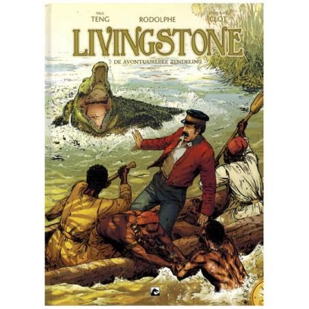 Livingstone HC De avontuurlijke zendeling (Explora 7)