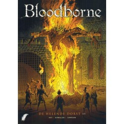 Bloodborne 04 De helende dorst deel 2