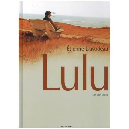 Davodeau strips set HC Lulu deel 1 & 2