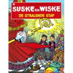 Suske & Wiske  306 De stralende staf (sinterklaas)