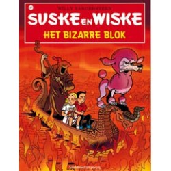 Suske & Wiske  317 Het bizarre blok
