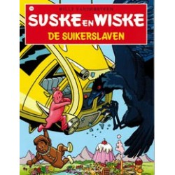 Suske & Wiske  318 De suikerslaven